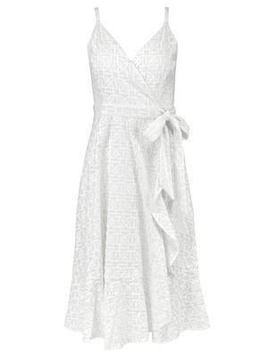 Lamina Midi Dress