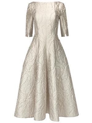 Bogna1 Jaquard Dress