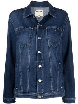 Karina Oversized Denim Jacket