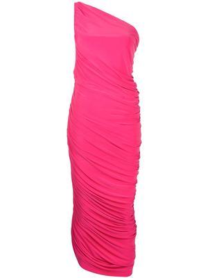 Diana One Shoulder Dress