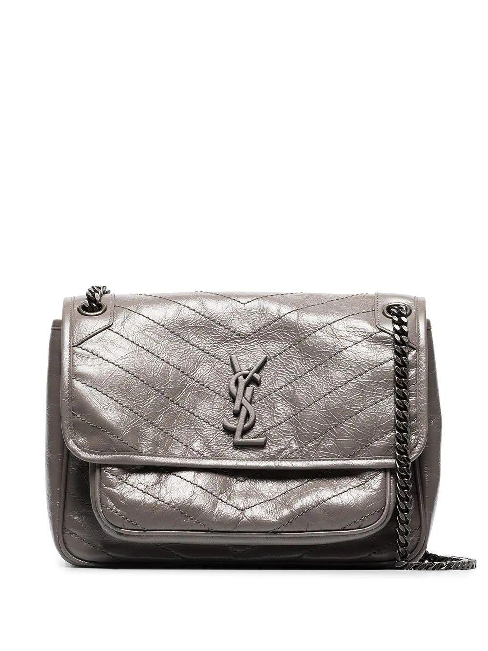Niki Monogram Shoulder Bag