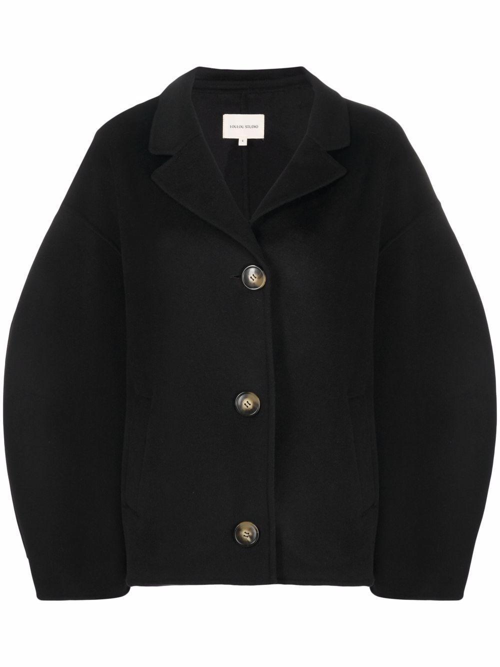 Moho Cropped Coat Item # MOHO