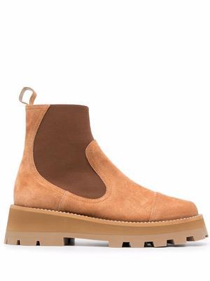 Clayton Lug Boot