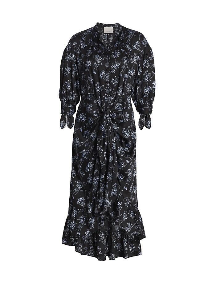 Halette Midi Dress Item # ZD14544970Z