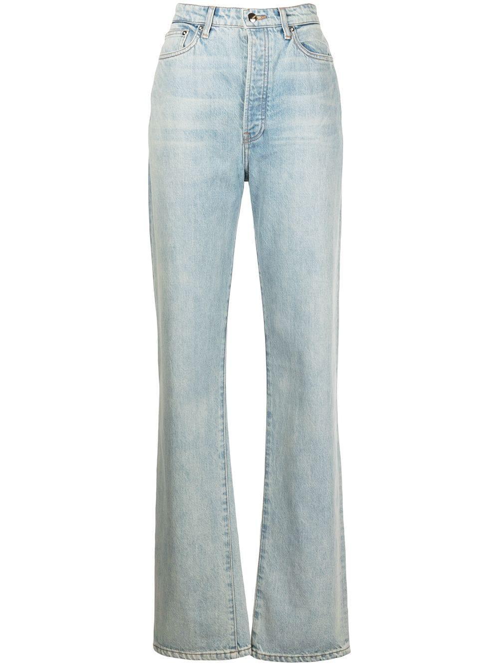 Sienna Straight Leg Jean Item # SIENNA2104