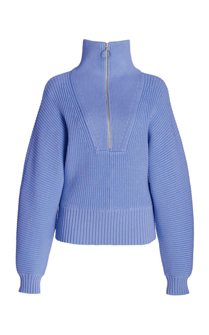 Kirby Half Zip Sweater Item # 01-2500
