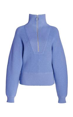 Kirby Half Zip Sweater