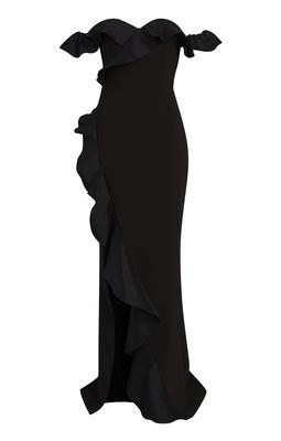 Miller Taffeta Gown