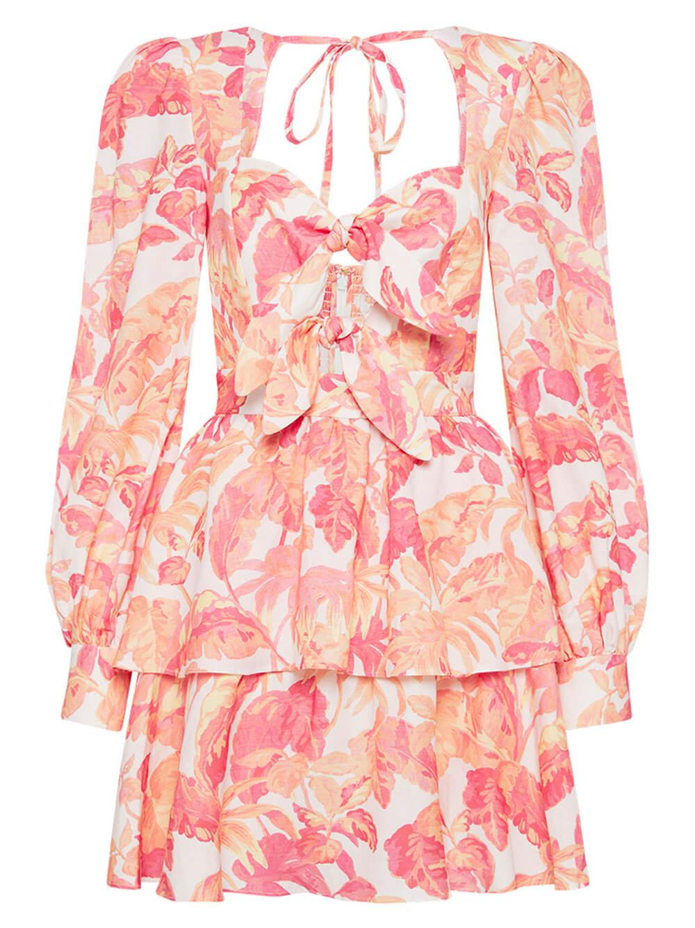 Tropicale Mini Dress Item # 2103-1079