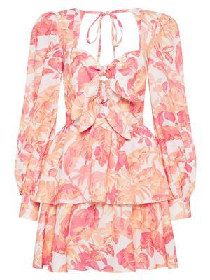Tropicale Mini Dress