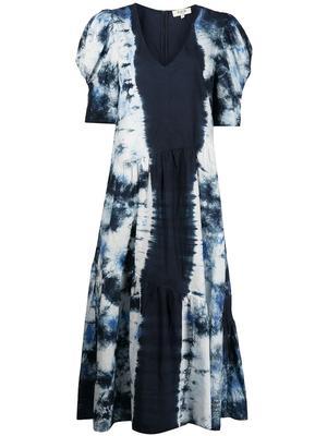 Celestia Tie Dye Dress