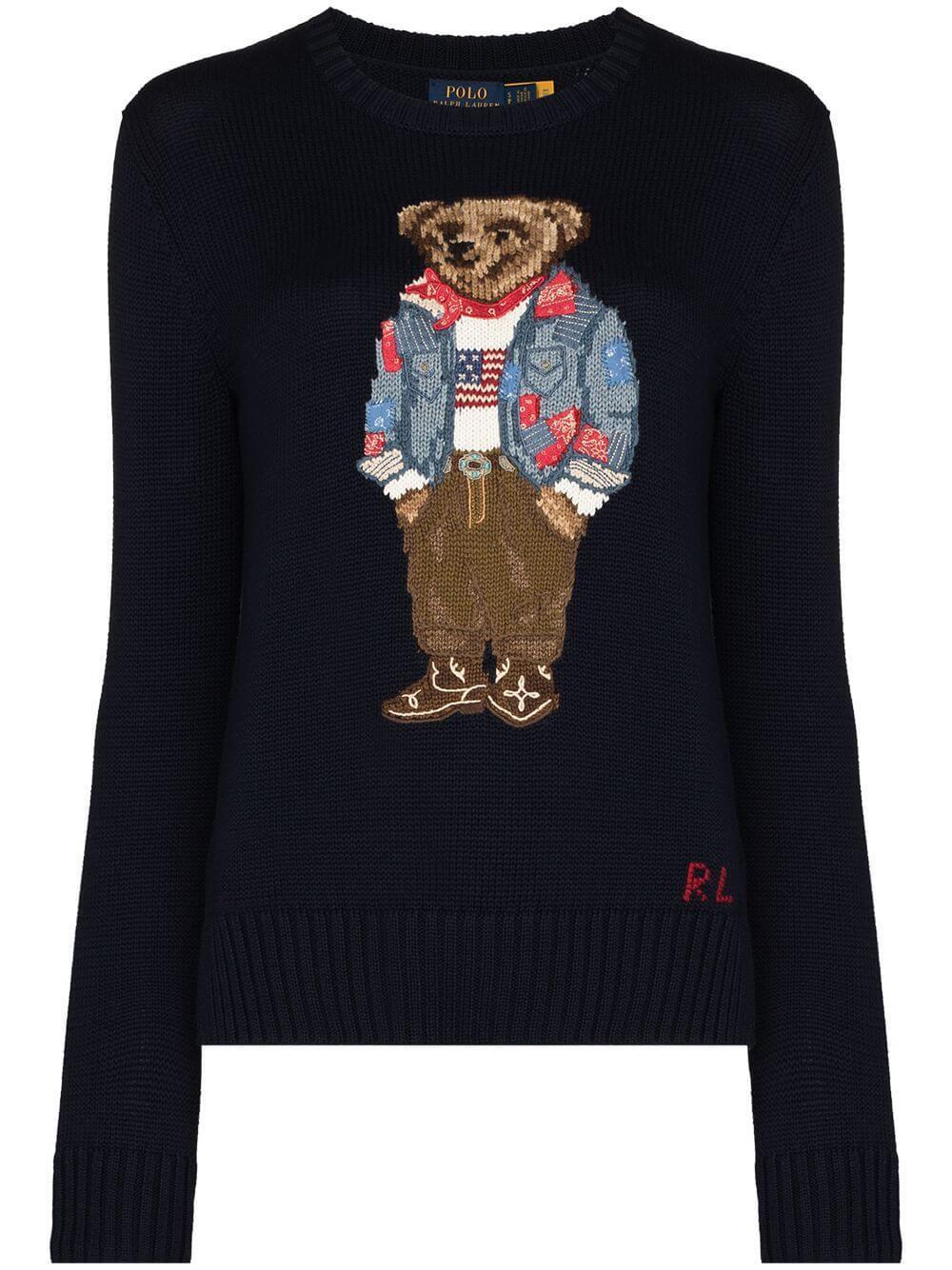Bear Sweater Item # 211843147001