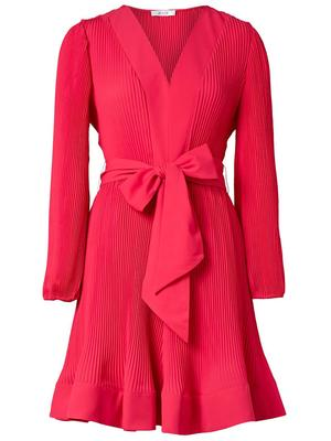 Liv Pleated Dress