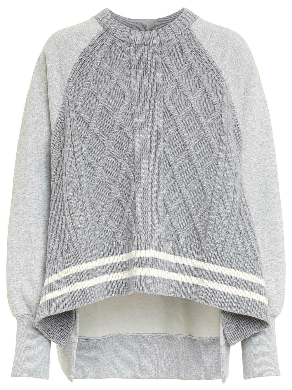Structured Ease Sweatshirt Item # 213-428601