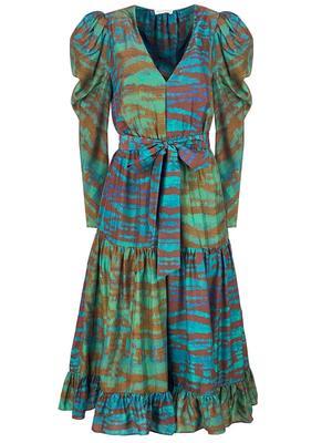 Lela Midi Dress