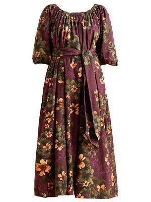 Medea Midi Dress