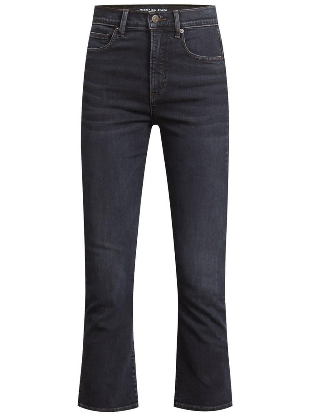 Carly High Rise Kick Flare Jeans Item # J21082820276DI