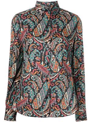 Camicia Sciancrata Blouse