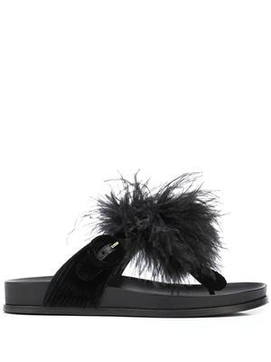Boudoir Sandals