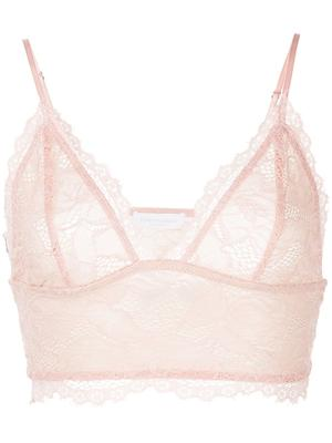 Polly Recycled Stretch Lace Bralette