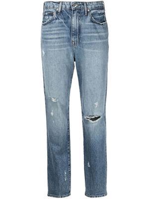 Trevor High Rise Vintage Jean