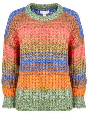 Raven Striped Sweater