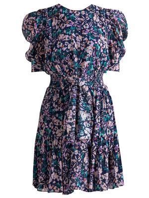 Greenwich Floral Carey Dress
