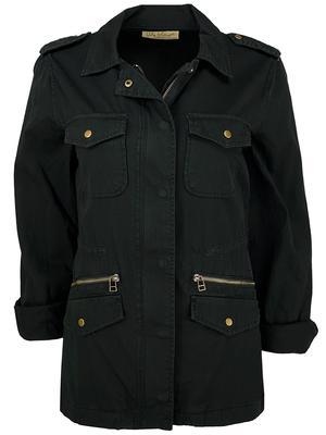 Ruby Military Jacket