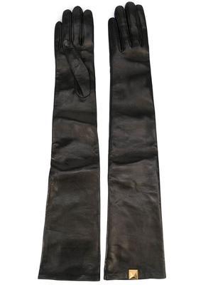 Long Sleeve Roman Stud Gloves