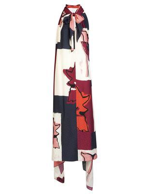 Corinne Halter Maxi Dress