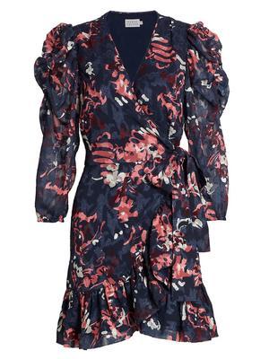 Sasha Printed Dress