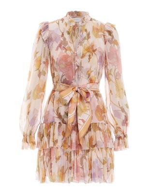 Tempo Tiered Frill Mini Dress