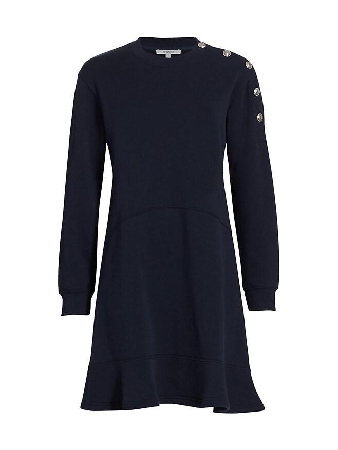 Camden Sweatshirt Dress Item # TF115045CTR