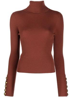 Desi Turtleneck Sweater