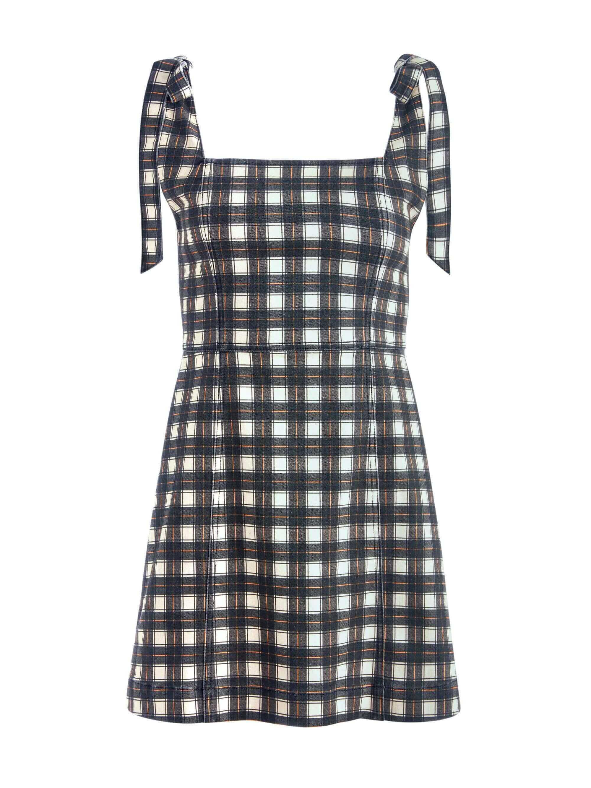 Maryann Plaid Dress Item # CC107P23501