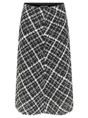 Schain Boucle Midi Skirt