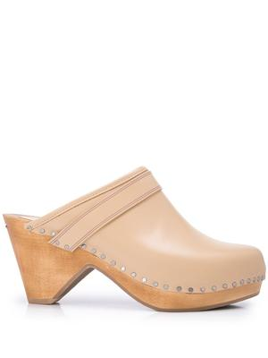Tholas Wooden Sole Clog