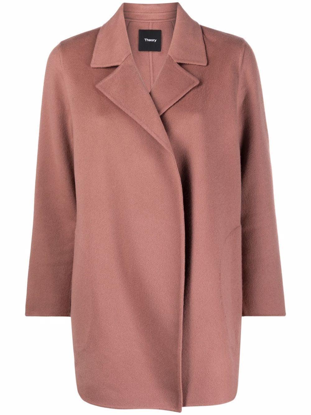 Single Breasted Short Coat Item # K0701412