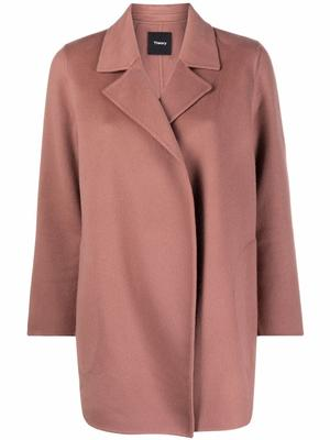 Single Breasted Short Coat