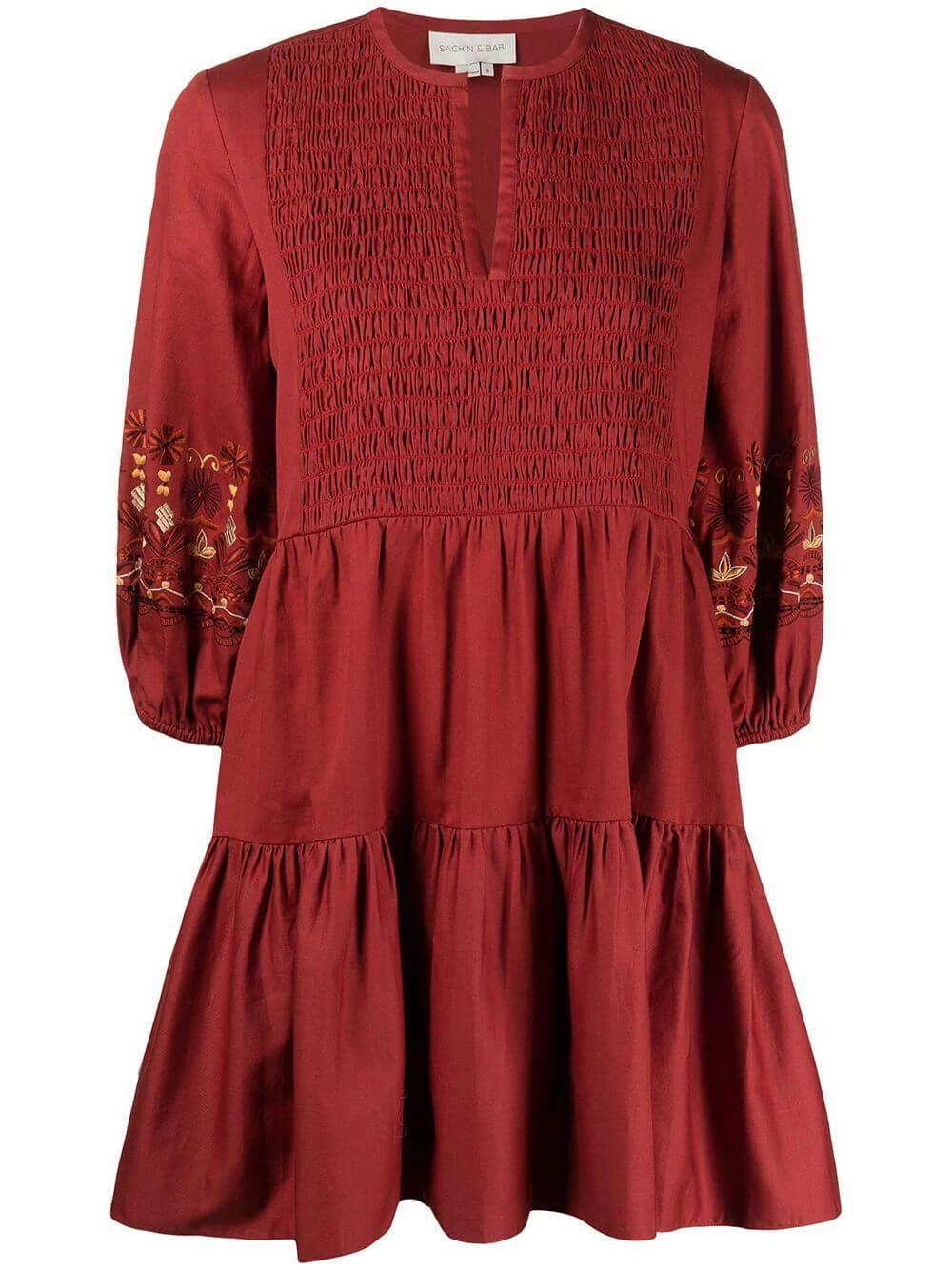 Kendall Dress Item # F211D18-220