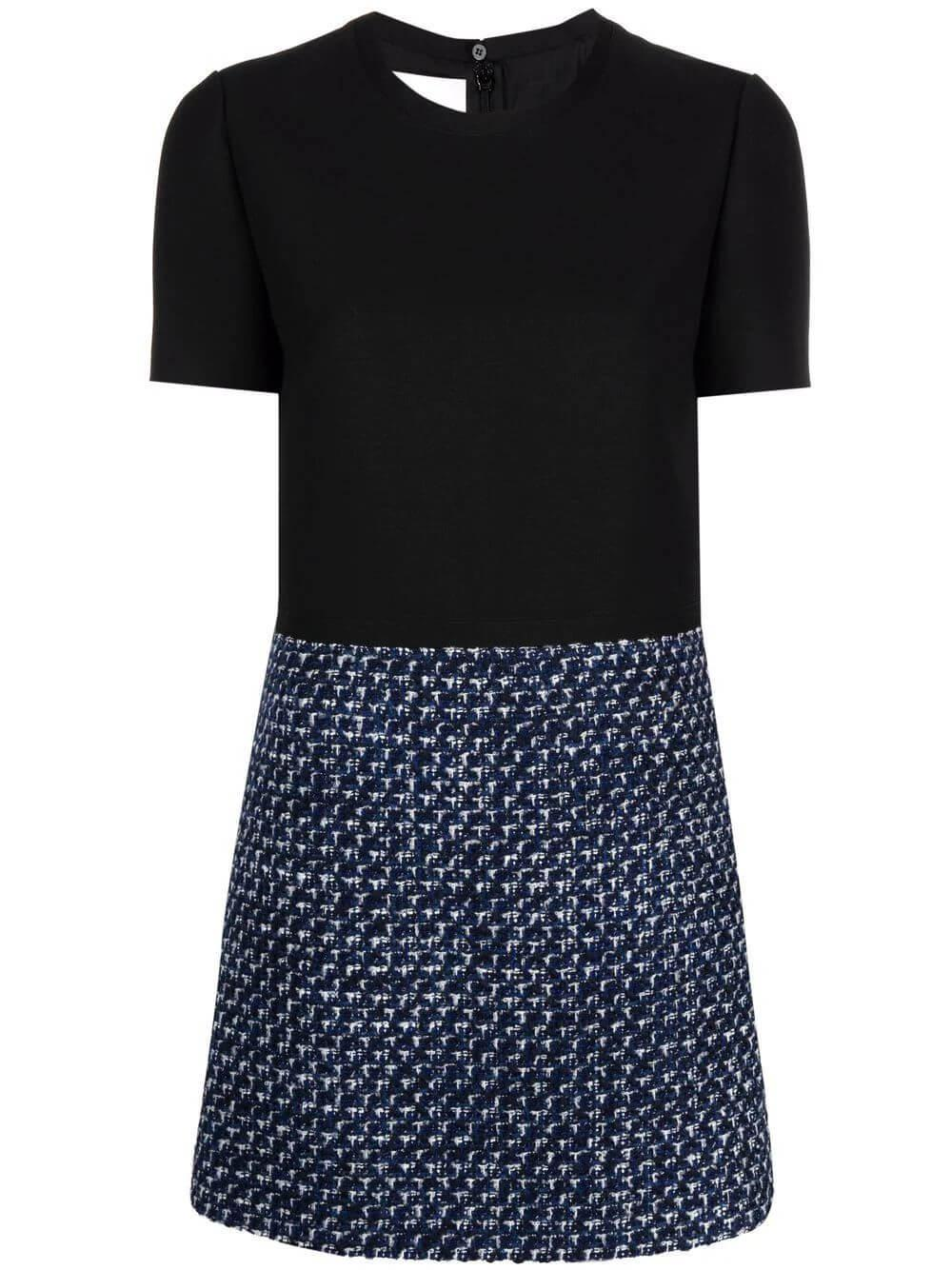Tweed Skirt Dress Item # WB3VAWQ66JE