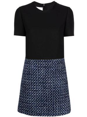 Tweed Skirt Dress