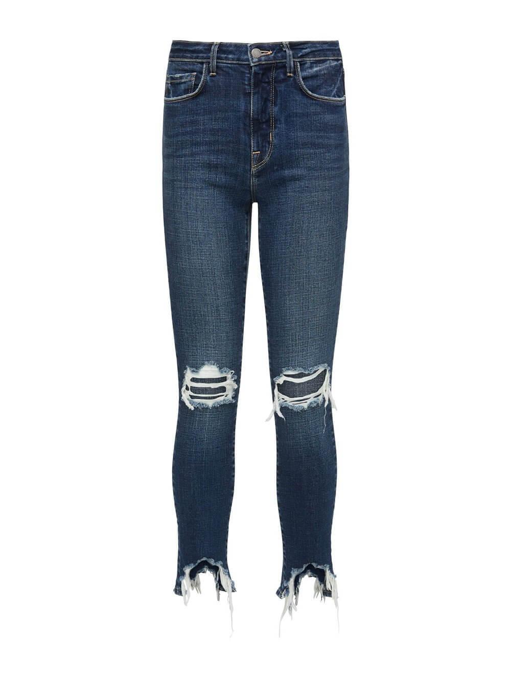 High Line Skinny Jean Item # 2619HZND
