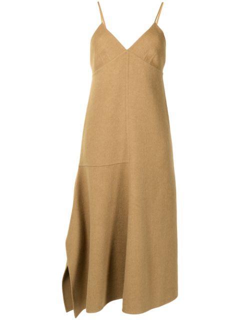 Knit Slip Dress Item # F121WN1441