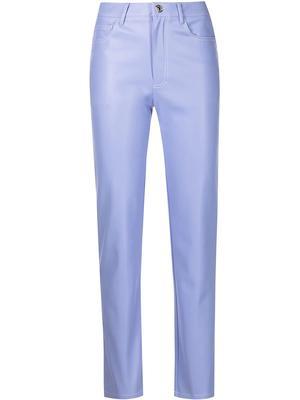Elliot Vegan Leather Pant