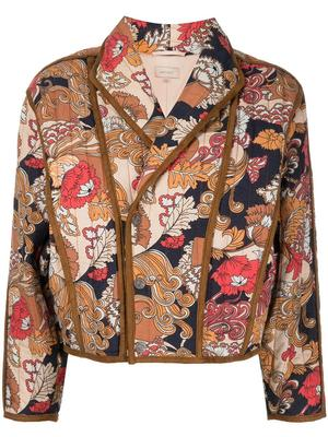 The Big Time Bound Printed Jacket