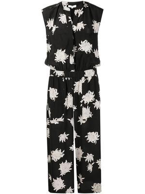 Chrysanthemum Jumpsuit