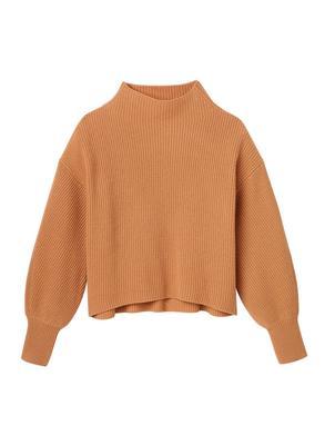 Helena Mock Neck Sweater