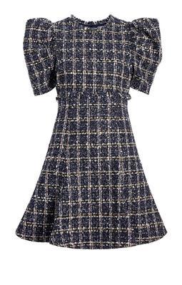 Multi Tweed Alia Dress