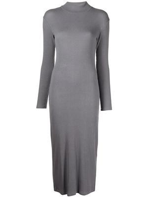 Shawn Turtleneck Midi Dress
